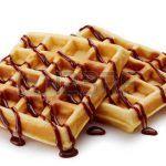 Pastella Waffle con il Bimby