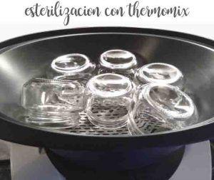 truccho: sterilizzare con il bimby