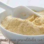 trucchi: farina speciale con il bimby per friggere pesce croccante