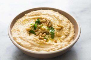 Hummus con il Bimby