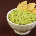 Hummus di avocado con il Bimby