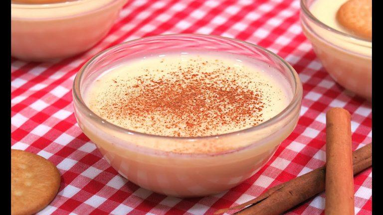 Crema pasticcera fatta in casa con Bimby.