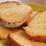 Pan di Spagna all'arancia nel Bimby