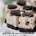 Biscotti Oreo al cheesecake al cioccolato bianco con il Bimby