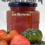 Marmellata di pomodori con il Bimby