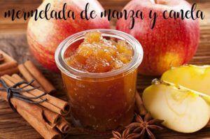 Marmellata di mele e cannella in Bimby