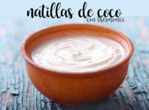 Crema di cocco con il Bimby
