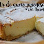Torta di formaggio giapponese con il Bimby