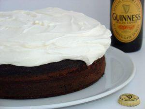 Guinness cake con il Bimby