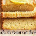 Pan di Spagna al limone con il Bimby.