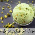 Gelato al pistacchio con termomix