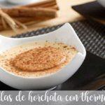 Crema di Horchata con il Bimby