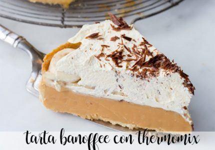 Torta Banofee con il Bimby
