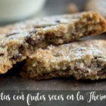 Biscotti con noci nel Bimby