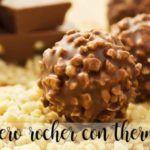 Ferrero Rocher con Bimby