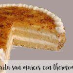 Torta San Marcos su Bimby