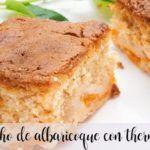 Pan di Spagna all'albicocca con Bimby