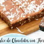 Caramelle al cioccolato con Bimby