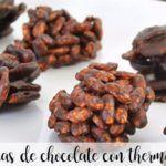 Chocolate Rocks con Bimby