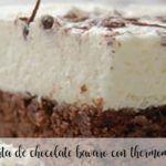 Torta bavarese al cioccolato con Bimby