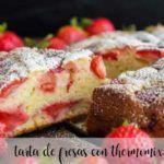 Torta di fragole con Bimby