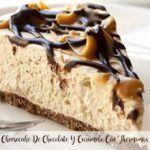 Cheesecake al cioccolato e caramello con Bimby