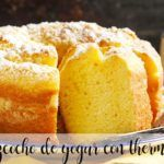Pan di Spagna allo yogurt senza uova con Bimby