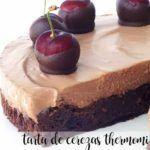Torta di ciliegie con Bimby