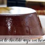 Sformato di cioccolato fondente con Bimby