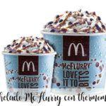MCFlurry Gelato artigianale MCdonalds con Bimby