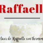 Liquore Raffaello con Bimby
