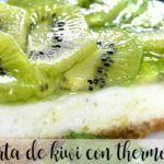 Torta di kiwi con Bimby