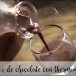 Liquore al cioccolato con Bimby