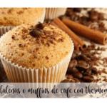 Muffin di caffè con Bimby