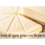 Torta al formaggio fresco con Bimby