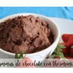 Hummus al cioccolato con Thermomix