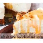 Cheesecake australiano con Bimby