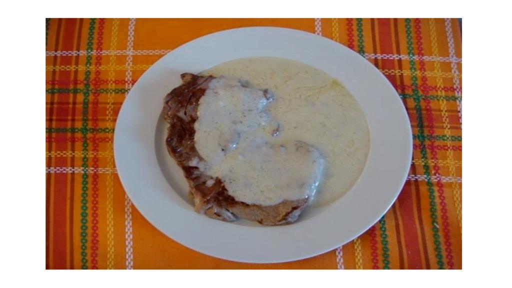Ricetta della salsa Roquefort con la Bimby
