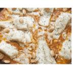 Merluzzo con salsa di mandorle nel Bimby
