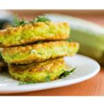 Frittelle di zucchine con Bimby