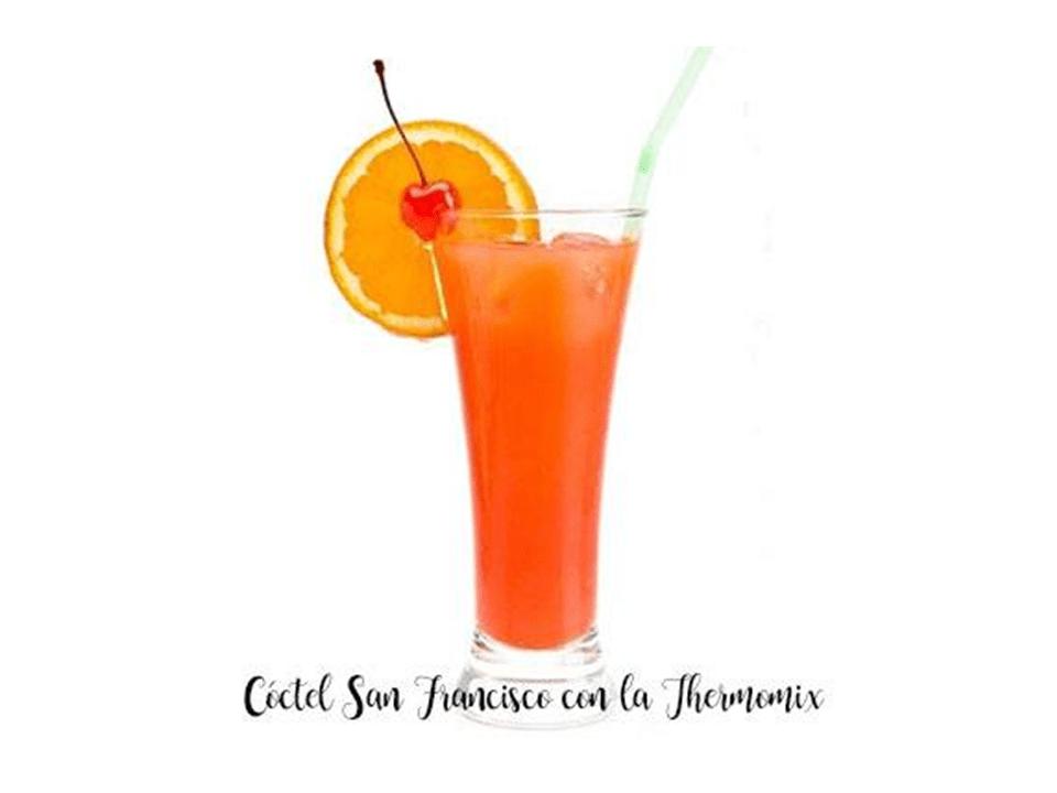 Cocktail di San Francisco con il Bimby
