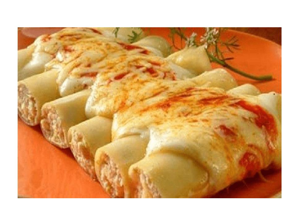 Cannelloni ripieni di carne con Bimby