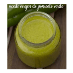 Come preparare l'olio vergine di pepe verde con Bimby