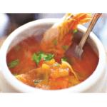 Zuppa di pesce con Bimby