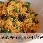 Couscous marocchino con la Bimby