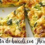 Broccoli Frittata con Bimby