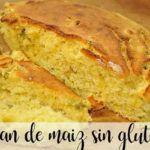 Pane di mais senza glutine con il thermomix