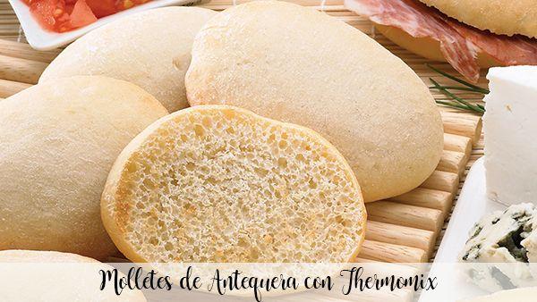 Muffin Antequera con Bimby